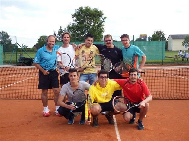 Tennis-Mannschaft